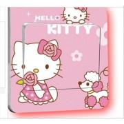 Samolepky na vypínač Hello Kitty (AL)