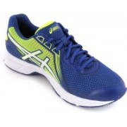 Asics Gel-Impression 8 Men Running Shoes For Men(Navy, White, Yellow)
