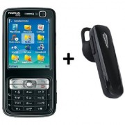 Refurbished Nokia N73 With Bluetooth (6 Months Warranty By Warranty Bazaar)