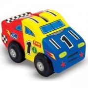 Креативен комплект - Декорирай сам своята касичка кола, 13332 Melissa and Doug, 000772133328