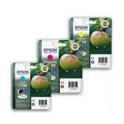 Epson Pack Ahorro T1296 3 x Colores (T1292 + T1293 + T1294)