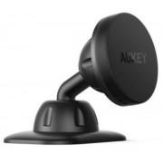 Suport Auto Aukey HD-C13 Universal, Montare pe Bordul masinii cu Suport Magnetic (Negru)