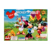 Puzzle 60 piese Clubul lui Mickey Mouse
