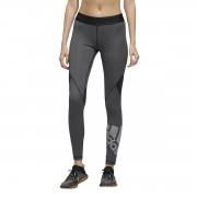 Adidas Performance Leggings Alphaskin badge of sport climacoolPreto- M