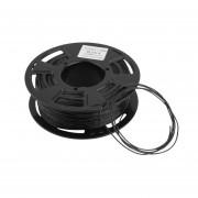 1,75mm Negro TPU Filamentos De Material De Impresión De La Impresora 3D Para La Impresión En 3D Lápiz Negro
