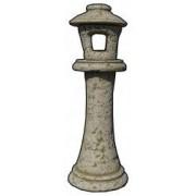 Antik Kerti Lámpás (nagy)