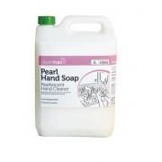 5L CLEANMAX WHITE PEARL LIQUID HAND SOAP WASH CLEANER