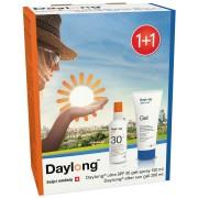 Daylong After Sun gél + Daylong ultra SPF 30 gél-spray