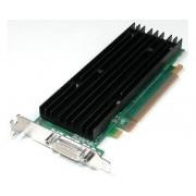 Nvidia Quadro NVS 290 LP 400 MHz. - 2048 x 1536 dpi - 256 Mb. RAM DDR2 - 1 x DMS-59 - Low Profile