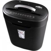 HAMA Шредер Premium X10CD шредер, до 8 листа А4,CD/DVD,карти