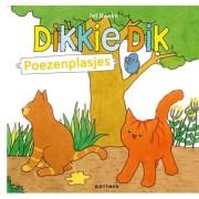 Dikkie Dik: Poezenplasjes - Jet Boeke