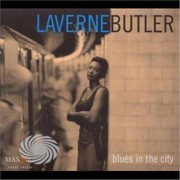Video Delta Butler,Laverne - Blues In The City - CD