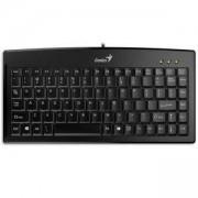 Мини клавиатура GENIUS LuxeMate 100, USB, Черна, 31300725100