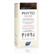 Phyto (Ales Groupe Italia Spa) Phytocolor Tintura 5,35 Castano Chiaro Cioccolato