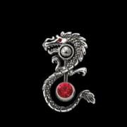 Piercing de nombril Serpent de mer
