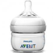 Бебешко Шише за хранене Philips - Avent Natural, 60 мл., 079989