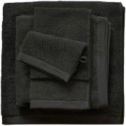 Marc O' Polo Luxusní froté ručník, koupací ručník, bavlna, černá barva, 30 x 50 cm, 50 x 100 cm, 70 x 140 cm