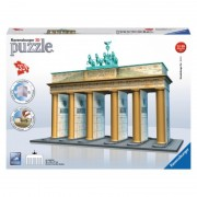Puzzle 3D Poarta Brandenburg Ravensburger