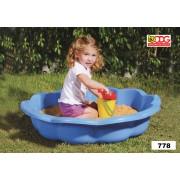 ODG Piscina Da Giardino Per Bambini Sabbiera Grande Bimbi Sabbia Esterno Sabbiera/piscina Girasole