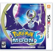Pokemon Moon para Nintendo 3DS