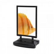 Jansen Display WINDTALKER City WTR762x1016 černá