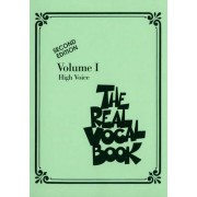 Hal Leonard Real Vocal Book (High) Vol.1