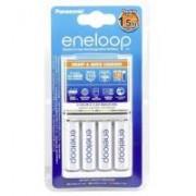 Brzi punjač baterija Eneloop + 4xAA