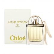 Chloe Love Story eau de parfum 75 ml donna scatola danneggiata