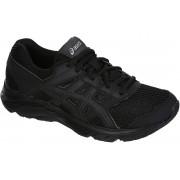 Asics Contend 5 GS Sneaker, Black/Black 37