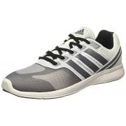 adidas Men's Adi Pacer Elite M White and Visgre Running Shoes - 9 UK/India (43.33 EU)