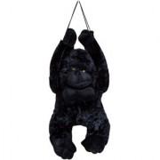 Adhrit Souvenir King Kong Gorilla - Black 60 CM