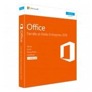 Microsoft - Office famille et petite entreprise 2016 1 Poste PC Téléchargements