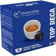 Italian Coffe Decaffeinato compatibile Dolce Gusto 16 capsule