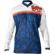 Jopa Infinity Camiseta MX/BMX Azul Naranja 5XL