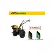 Pachet Motosapa ProGARDEN HS 1100D + Cadou 2l ulei motor si 3l ulei transmisie