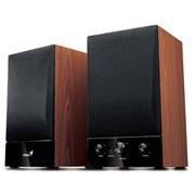 Genius HF1250B Stereo 2.0 Channel Speaker System