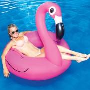 Голямо, Надуваемо Фламинго (1.22 х 1.10м.)