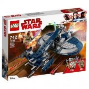 Set de constructie LEGO Star Wars Speeder-ul de Lupta al Generalului Grievous