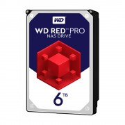 "HDD 3.5"", 6000GB, WD Red PRO, 7200rpm, 256MB Cache, SATA3 (WD6003FFBX)"