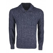 PEPE JEANS Sweter Pepe Jeans Nick Blue