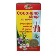 Coughend Sirop cu Zahar 100ml Ayurmed