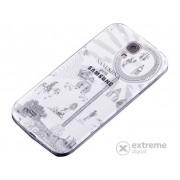 Samsung Galaxy S4 F-NANBATW plastični dio iza, bijela