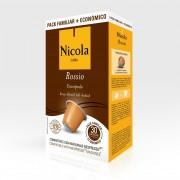 Capsule Nicola Cafes Rossio, compatibile Nespresso Fam, 30 capsule