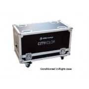 Flight case for 8 FullKolor HD