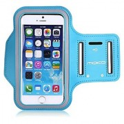iPhone 6s Armband iPhone 6 Armband MoKo Sports Running Armband with Key & Card Slot Waterproof Perfectly for Hiking