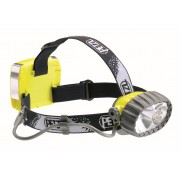 Petzl Duo Led 5 - Yellow - Lampes frontales