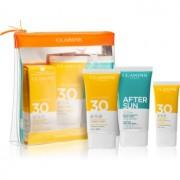Clarins Summer Essentials lote cosmético (contra la radiación solar)