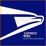 US postal service Express mail shipping upgrade for US customers