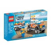 LEGO City Off Road Vehicle and Jet Scooter