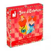 Janod Carrousel schaakspel kinderspel
